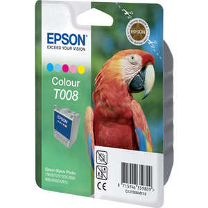 Картридж Epson Color Stylus Photo 790/870/890 (C13T00840110)