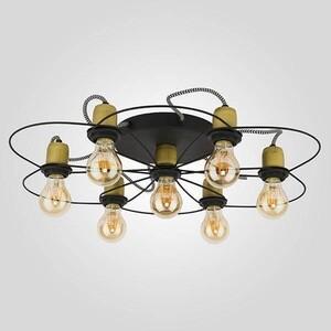 Потолочная люстра TK Lighting 1262 Fiore tk lighting потолочная люстра tk lighting 1744 modern 4