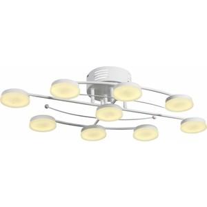 Потолочная светодиодная люстра ST-Luce SL921.502.09 st luce люстра потолочная светодиодная st luce 1 плафон белый sl887 502 02