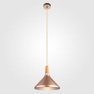 Подвесной светильник Eurosvet 70051/1 перламутровое золото