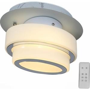 Потолочный светодиодный светильник с пультом ST-Luce SL546.501.01 потолочный светодиодный светильник st luce sl924 102 10
