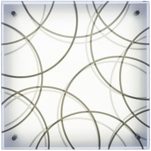 Потолочный светодиодный светильник Sonex 3204/DL sonex 3204 dl sn18 000 белый серый н п светильник led 48w 220v omaka