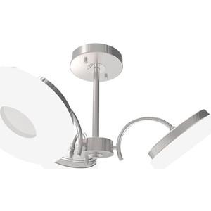 Потолочная светодиодная люстра с пультом IDLamp 107/3PF-LEDWhitechrome d2500 2sd2500 to 3pf