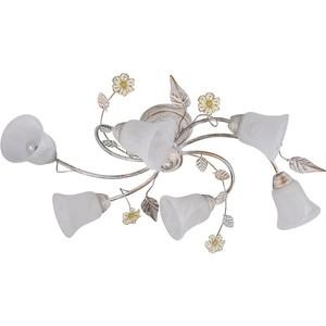 Потолочная люстра IDLamp 882/6PF-Whitepatina потолочная люстра idlamp grace 299 6pf whitepatina