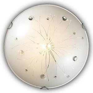Потолочный светодиодный светильник Sonex 105/CL потолочный светодиодный светильник sonex 2035 cl