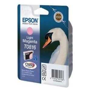 Картридж Epson Light Magenta Stylus Photo R270/R290/RX590 High (C13T11164A10)