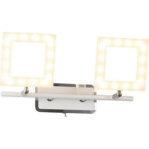 Светодиодный спот IDLamp 106/2A-LEDWhite светодиодный спот idlamp 106 3a ledwhite