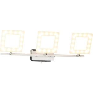 Светодиодный спот IDLamp 106/3A-LEDWhite светодиодный спот idlamp 106 3a ledwhite