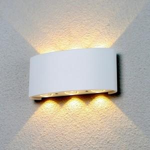 Уличный настенный светодиодный светильник Elektrostandard 4690389106361 elektrostandard электронный пускорегулирующий аппарат эпра elektrostandard bls 03 t4 20w 4690389037078