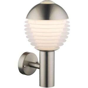 Уличный настенный светодиодный светильник Globo 34286 globo 54853