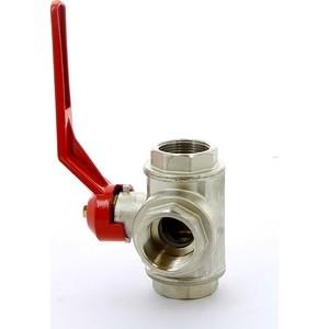 Кран ITAP шаровый 3-ходовой 11/4 ВР тип L (128 11/4'L) кран itap шаровый ideal 2 нр вр 091 2