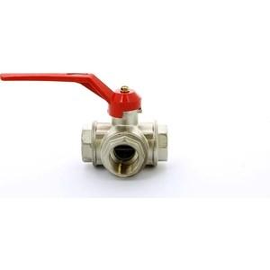 Кран ITAP шаровый 3-ходовой 11/4 ВР тип Т (128 11/4'T) кран itap шаровый london газовый 2 вр 066 2