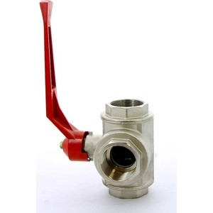 Кран ITAP шаровый 3-ходовой 2 ВР тип L (128 2'L) itap 143 2 редуктор давления