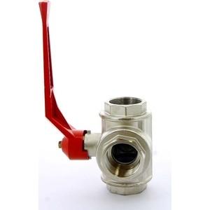 Кран ITAP шаровый 3-ходовой 2 ВР тип Т (128 2'T) itap 143 2 редуктор давления