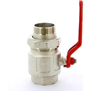 Кран ITAP шаровый IDEAL 2 НР/ВР с разъемным соединением (098 2') кран itap шаровый ideal угловой 1 нр вр с разъемным соединением 298 1