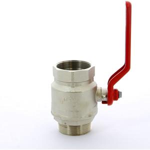 Кран ITAP шаровый VIENNA 2 НР/ВР (117 2') клапан itap обратный york 103 2 вр с пластиковым седлом