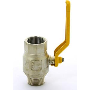 Кран ITAP шаровый LONDON газовый 11/4 НР/ВР (067 11/4') кран шаровый газовый 1 2 в в ручка itap