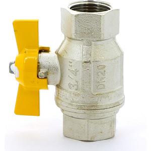 Кран ITAP шаровый BERLIN газовый 3/4 ВР (072 3/4') кран itap шаровый london газовый 2 вр 066 2