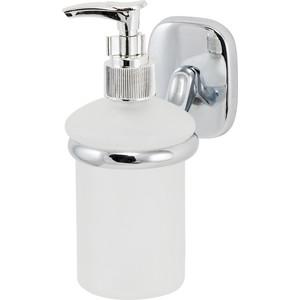 Дозатор для жидкого мыла Swensa стекло/хром (1510)