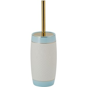 Ерш напольный Swensa Романс, керамика (SWTK-2800E) ершик для унитаза swensa trevi керамика swtk 3000e