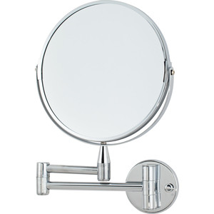 Зеркало косметическое Swensa 20 см, настенное, хром (L08-8) tw l08 yellow night light