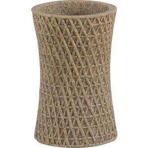 Стакан Swensa Тиволи, полирезина, светло-коричневый (SWT-1450C)
