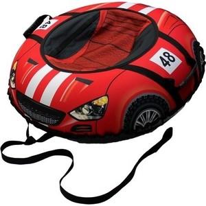 Тюбинг Митек 110 см Спортивная Машинка тюбинг митек дизайн 110см сочный апельсин