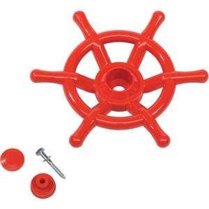 Штурвал Kbt (503.010.001.001) красный