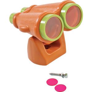 Бинокль Kbt (504.010.007.001) мини оранжево/зелёный