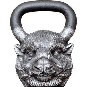 Гиря Iron Head Бизон 24,0 кг цена