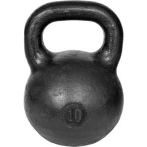 Гиря Титан уральская 10,0 кг гиря титан уральская 5 0 кг