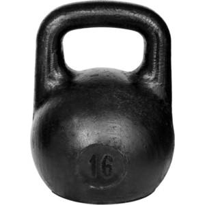 Гиря Титан уральская 16,0 кг гиря титан уральская 5 0 кг