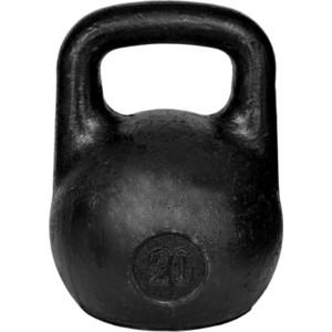 Гиря Титан уральская 20,0 кг гиря титан уральская 5 0 кг