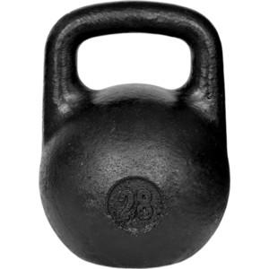 Гиря Титан уральская 28,0 кг гиря титан уральская 14 0 кг