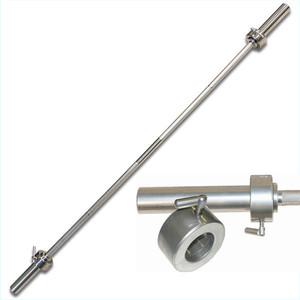 Гриф Barbell 1850 мм d 50 мм замок стопорный гриф mb barbell 2200 мм d 50 мм замок стопорный