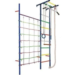 Детский спортивный комплекс Вертикаль Юнга 4.1  турник широкий хват
