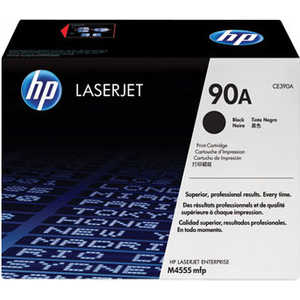Картридж HP №90A (CE390A) for hp ce390a 90a 390a 90 black laserjet toner cartridge for hp laserjet 4555 4555 4555dn 10000 pages
