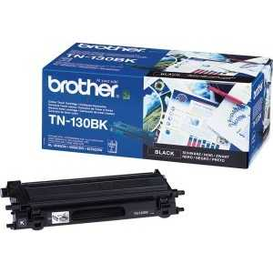 Картридж Brother TN130BK картридж hi black tn 1075 для brother hl 1010r 1112r dcp 1510r 1512 mfc 1810r 1815 1000стр