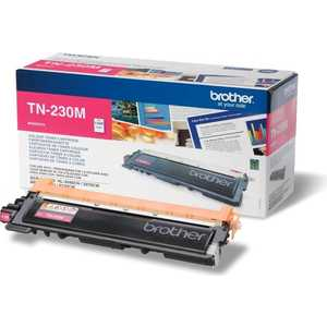 Картридж Brother TN230M картридж hi black tn 1075 для brother hl 1010r 1112r dcp 1510r 1512 mfc 1810r 1815 1000стр