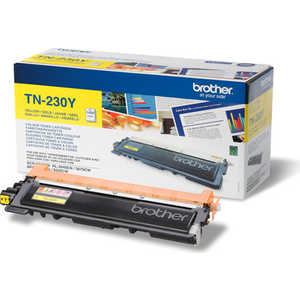 Картридж Brother TN230Y картридж hi black tn 1075 для brother hl 1010r 1112r dcp 1510r 1512 mfc 1810r 1815 1000стр