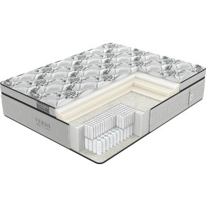 Матрас Орматек Verda Hi-Cloud Silver Lace/Anti Slip 120x190