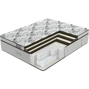 Матрас Орматек Verda Hi-Support Silver Lace/Anti Slip 120x195