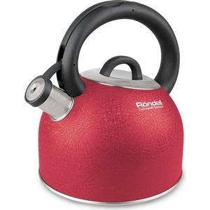 Чайник 2.7 л Rondell Infinity Red (RDS-845) термокружка rondell rds 230 ultra red 500ml