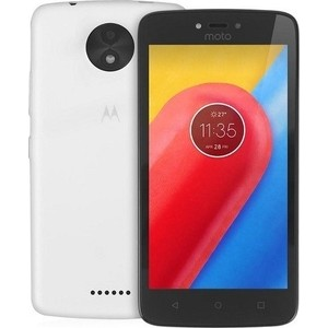Смартфон Motorola MOTO C 3G XT1750 Pearl White смартфон motorola moto c plus xt1723 starry black