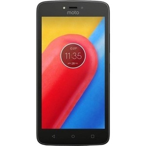 Смартфон Motorola MOTO C 3G XT1750 Starry Black смартфон motorola moto c xt1750 5 fwvga 854х480 mediatek mt6737m 1 1ghz 1gb 8gb 3g wifi bt sd 5mp android 7 0 starry black