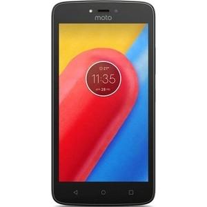 Смартфон Motorola MOTO C 4G XT1754 Starry Black смартфон motorola moto c xt1754 16gb черный pa6l0083ru