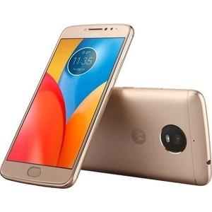 Смартфон Motorola MOTO E4 Plus XT1771 Fine Gold смартфон motorola moto c 4g xt1754 fine gold