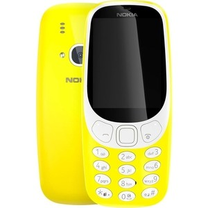 Мобильный телефон Nokia 3310 DS Yellow nokia 3310 ta 1030 синий смартфон