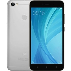 Смартфон Xiaomi Redmi Note 5A Prime 32Gb Grey дисплей zip для xiaomi redmi note 5a prime black