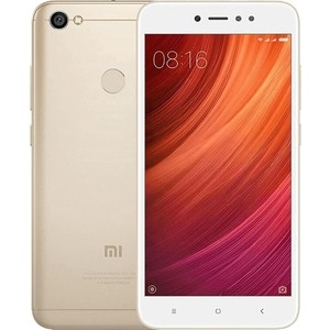 Смартфон Xiaomi Redmi Note 5A Prime 32Gb Gold смартфон xiaomi redmi 4x 32gb 3gb gold